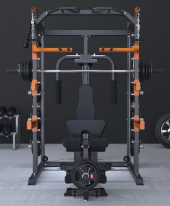 Smart Fitness Equipment - home gym equipment